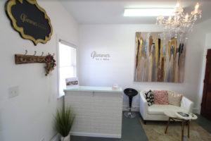 Glimmer Salon - Commercial Interior Design
