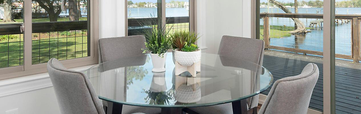 Dining Room for Real Estate Staging Services