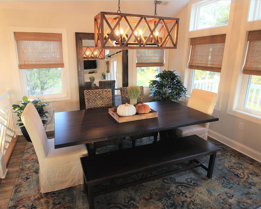 Residential Interior Design - Dining Room